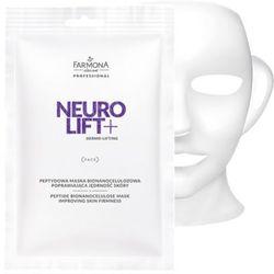 Farmona NEUROLIFT+ Peptydowa maska bionanocelulozowa