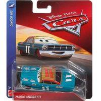 Pozostałe samochody i pojazdy dla dzieci, Cars. Autko Greg Mario Andretti FLM08