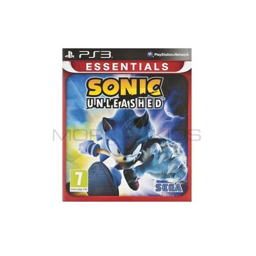 Gry na PS3, SONIC UNLEASHED / NOWA / PS3