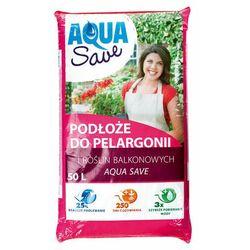 Podłoże do pelargonii Aqua Save 50 l