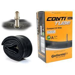 CO0181321 Dętka Continental Compact 24'' x 2,0'' - 2,4'' wentyl auto 40 mm