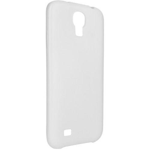 Etui i futerały do telefonów, Pokrowiec XQISIT Nakładka iPlate Ultra Thin dla Samsung Galaxy S4 Biały