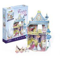 Puzzle, Puzzle 3D Domek dla lalek Fairytale Cast