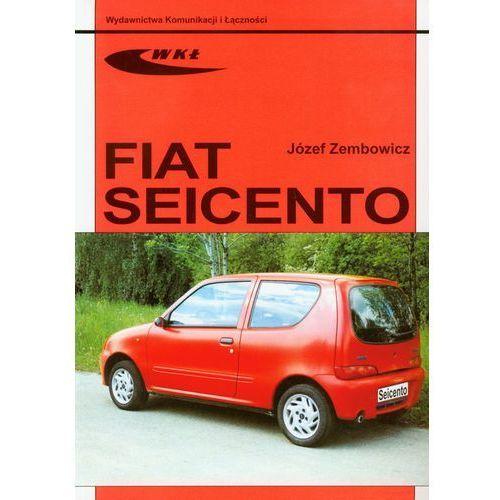 Biblioteka motoryzacji, Fiat Seicento (opr. miękka)