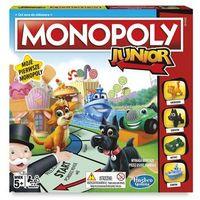 Gry dla dzieci, Monopoly Junior - Hasbro
