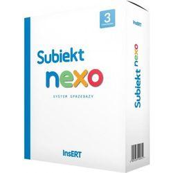Insert Subiekt nexo wersja na 3 stanowiska