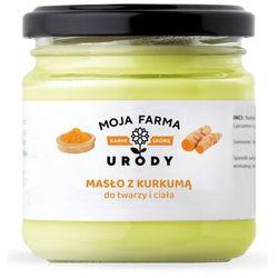 Moja Farma Urody Masło do ciała z Kurkumą