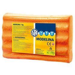 Modelina luzem 1kg pomarańczowa