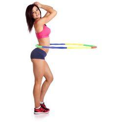 Hula Hop inSPORTline Weight Hoop 87 cm