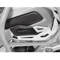 Pozostałe akcesoria do motocykli, SW-MOTECH MSS.07.781.10201 OSŁONA CYLINDRA BMW R 1200 GS (13-) SILVER