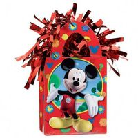 Balony, Obciążnik ciężarek do balonów napełnionych helem - Myszka Mickey - 156 g.