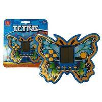 Gry dla dzieci, Gra elektroniczna Tetris motyl niebieski