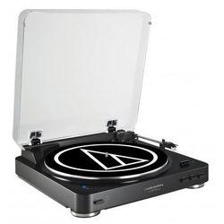 Gramofon AUDIO-TECHNIKA AT-LP60BT Czarny