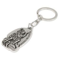 BRELOK ŚW. KRZYSZTOF talizmany do kluczy dla kierowców symbole chrześcijańskie
