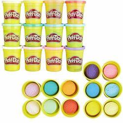 Play Doh ciastolina zestaw uzupełniający 12 tub