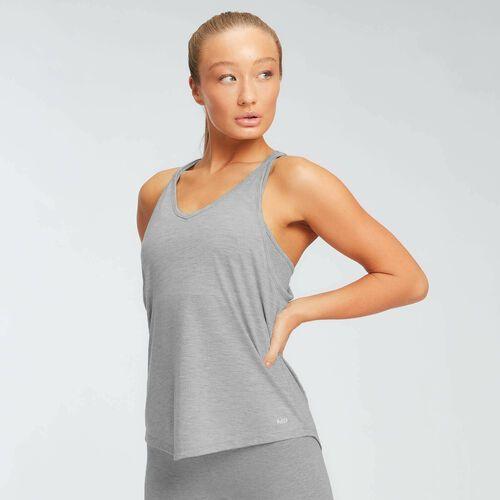 Pozostała odzież sportowa, Koszulka Treningowa Essentials Escape - Grey Marl - L