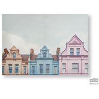 Obrazy, Obraz Pretty Pastel Skyline 105884 Graham&Brown