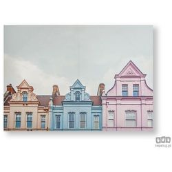 Obraz Pretty Pastel Skyline 105884 Graham&Brown