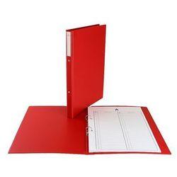 Segregator teczka akt osobowych A4 3cm PVC A,B,C,D - czerwony \ 3cm