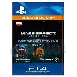 Mass Effect Andromeda 1050 PKT [kod aktywacyjny]