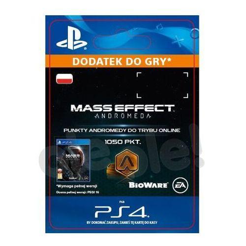 Pozostałe gry i konsole, Mass Effect Andromeda 1050 PKT [kod aktywacyjny]
