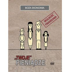 """TWOJE""""PIENIĄDZE - książka + 2 płyty DVD (opr. miękka)"""