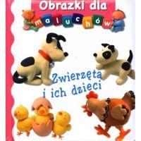 Książki dla dzieci, Zwięrzęta i ich dzieci. (opr. kartonowa)