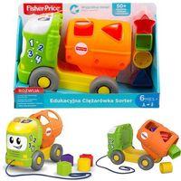Pozostałe zabawki edukacyjne, Fisher Price. Edukacyjna Ciężarówka Sorter