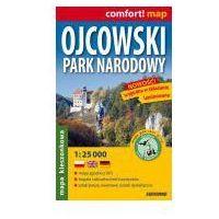 Mapy i atlasy turystyczne, Ojcowski Park Narodowy Mapa Kieszonkowa 1:25 000 (opr. miękka)