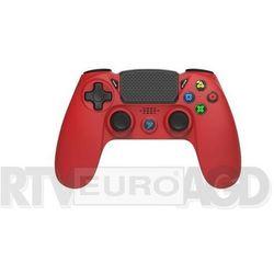 Kontroler COBRA QSP408 PS4 Czerwony
