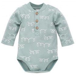 PINOKIO body dziecięce Happy Llama 62 zielone