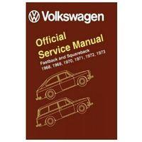 Biblioteka motoryzacji, Volkswagen Fastback and Squareback Type 3 Official Service Manual 1968-1973