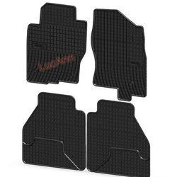 Dywaniki samochodowe gumowe do Nissan Pathfinder od 2010