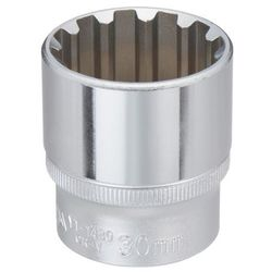 Nasadka spline Yato 1/2 30 x 42 mm