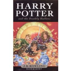Harry Potter and the Deathly Hallows (Children`s Edition) (opr. twarda)