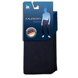 Kalesony Wola Męskie W 98003 170-188 182-188, czarny/nero, Wola