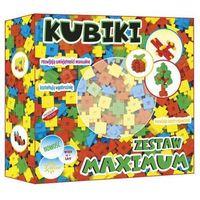 Pozostałe zabawki, Kubiki maxi 199 el. ABINO