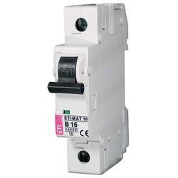 Wyłącznik nadprądowy ETIMAT10 1P 10kA C6A 002131712 ETI