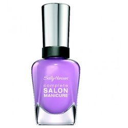Complete Salon Manicure lakier do paznokci 406 Purple Heart 14,7ml