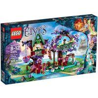 Klocki dla dzieci, Lego ELFY Kryjówka elfów na drzewie 41075