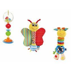 LUPILU® Zabawki sensoryczne dla niemowląt
