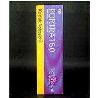 Klisze fotograficzne, KODAK PORTRA 160/36 negatyw kolorowy typ 135 - 1 szt. z wielopaku