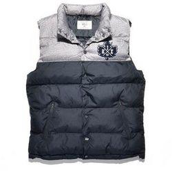 kamizelka K1X - Pa Vest Dark Grey Heather/Navy (8486) rozmiar: S