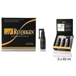 Revivogen Scalp Therapy 3 x 60ml (3 miesiące)