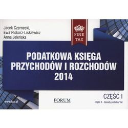 Podatkowa księga przychodów i rozchodów 2014
