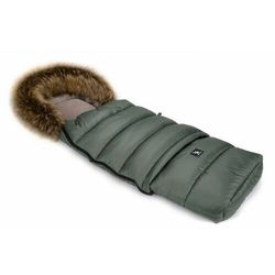 Cottonmoose Shop - Śpiworek Combi 3w1 - jungle green