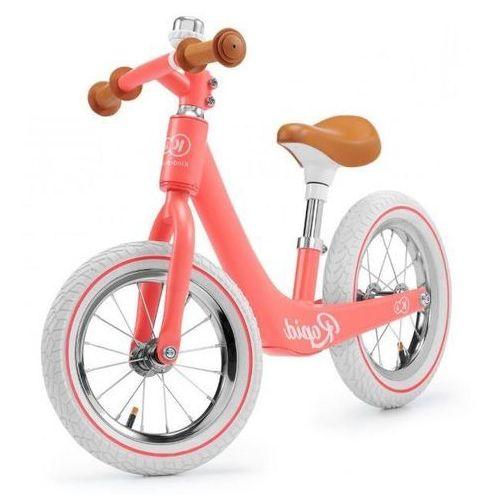Pozostałe zabawki, KinderKraft rower Balance Rapid Magic Coral