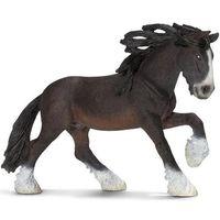 Figurki i postacie, Figurka SCHLEICH Ogier rasy Shire new 2013