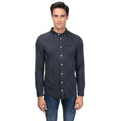 Galvanni koszula męska Gence XL ciemnoniebieski