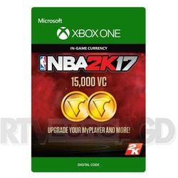 NBA 2K17 - 15000 VC [kod aktywacyjny]